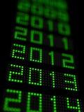 Новый Год 2013 Стоковое Фото