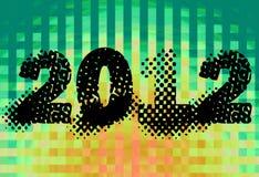 Новый Год Стоковое фото RF
