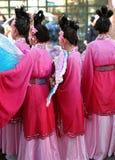 Новый Год 5 китайцев Стоковая Фотография RF