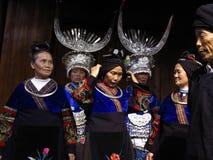 Новый Год hmong Стоковое Изображение RF