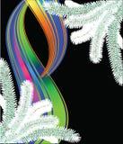 новый год s иллюстрация вектора