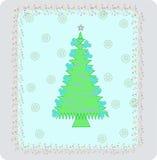 новый год s tree3 Стоковая Фотография