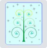 новый год s tree4 Стоковая Фотография RF
