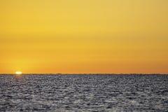 Новый горизонт дня Стоковые Изображения RF