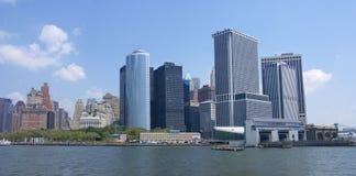 новый горизонт york панорамы Стоковая Фотография RF