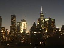 новый горизонт york Стоковое Изображение RF