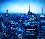 новый горизонт york Стоковое фото RF