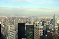 новый горизонт york Стоковые Изображения RF