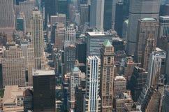 новый горизонт york Стоковая Фотография