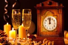новый год здравицы Стоковые Изображения