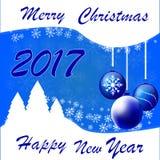 Новый Год и рождество праздника торжества Стоковые Фотографии RF