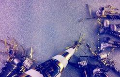 Новый Год 2009 канунов Стоковое фото RF