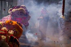 Новый Год китайца торжества Стоковое Изображение RF
