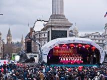 Новый Год китайца торжеств Стоковая Фотография RF