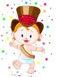 Новый Год младенца Стоковое Изображение RF