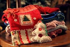 Новый Год подарков Стоковые Фото
