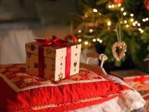 Новый Год подарков Стоковое фото RF