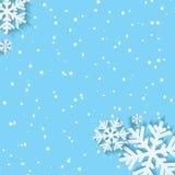Новый Год рождества предпосылки Стоковое Изображение