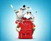 Новый Год рождества стоковая фотография