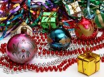 Новый Год рождества Стоковые Изображения RF