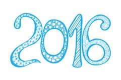 Новый Год торжества предпосылки Стоковая Фотография RF