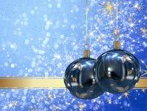 Новый Год торжеств Стоковые Изображения RF