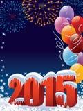 Новый Год украшения Стоковые Изображения