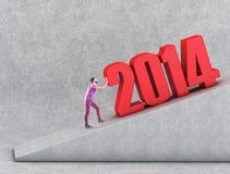 Новый Год стоковые изображения