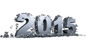 Новый Год 2015 Стоковое Фото