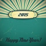 Новый Год 2015 Стоковое Изображение
