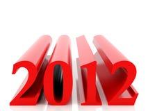 2012 Новый Год Стоковые Фото