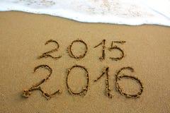 Новый Год 2016 Стоковые Фото