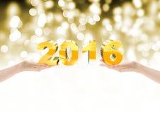 Новый Год 2016 Стоковые Изображения