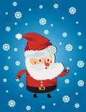 новый год santa Стоковая Фотография RF