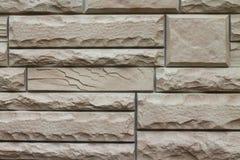 Новый дизайн современной стены стоковые фотографии rf