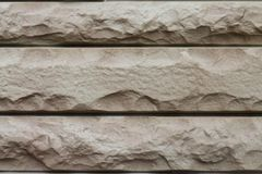 Новый дизайн современной стены стоковая фотография