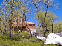 Новый дом стоковые фотографии rf