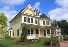 Новый дом стоковое изображение rf