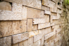 Новый дизайн современной стены Стоковые Изображения