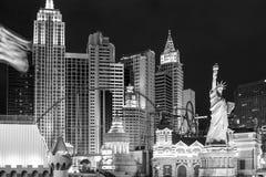 Новый Йорк-новый Йорк - в Вегас Стоковое Фото
