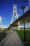 Новый мост Тайбэя Стоковое Изображение