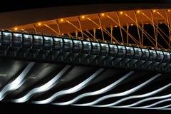 Новый мост Troja стоковая фотография rf