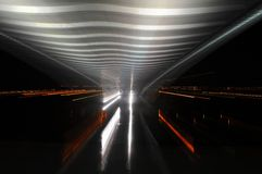 Новый мост Troja стоковая фотография