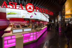 Новый мол торгового центра Берлина Стоковые Фото