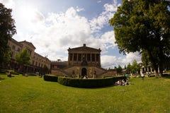 Новый музей в Берлине, Германии Стоковые Фото