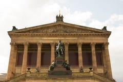 Новый музей в Берлине, Германии Стоковая Фотография