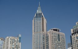 Новый небоскреб столетия Стоковые Изображения