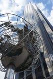 новый небоскреб york Стоковое Изображение RF