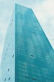 новый небоскреб york Стоковые Фотографии RF