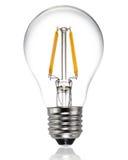 Новый Н тип привел электрическую лампочку стоковое изображение